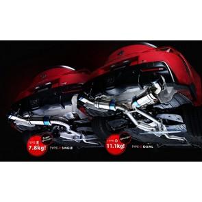 TOMEI EXPREME Ti - Full Titanium Muffler Catback - Toyota Supra