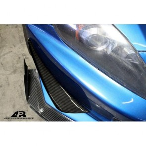 APR Performance - Front Bumper Canards - Honda S2000 AP2 - AB-200210