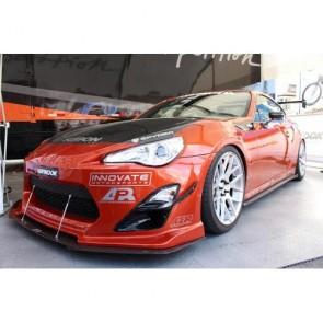 APR Performance - Front Bumper Canards - Scion FR-S FA20 - APR GT Bumper ONLY