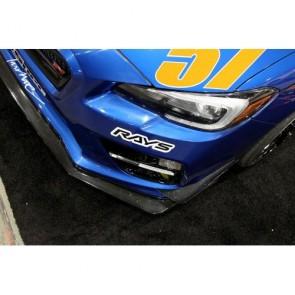 APR Performance - Front Bumper Canards - 2015+ Subaru WRX / WRX STi - AB-808015
