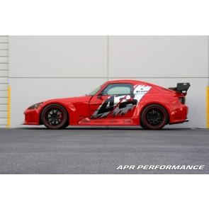 APR Performance - GT-250 Adjustable Wing -  Honda S2000 AP1 / AP2