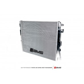 AMS Performance Toyota GR Supra Heat Exchanger