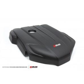 AMS Performance - Carbon Fiber Engine Cover - MKV A90 Toyota Supra