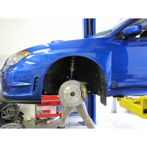 Essex AP Racing Competition Brake Kit - Subaru Impreza WRX STI