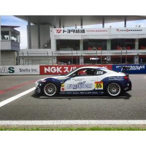 AUTO FACTORY - J-TEC Super Endurance Spec Exhaust Manifold - Subaru BRZ / Scion FR-S / Toyota 86