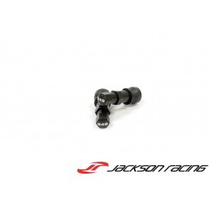 949 Racing Aluminum Valves - Individual Stems - Black