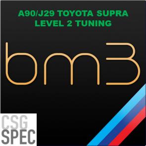 CSG Spec - Level 2 Tune -  bootmod3 - A90 / J29 Toyota GR Supra