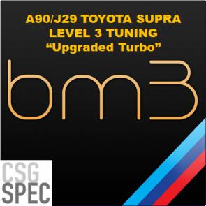 "CSG Spec - Level 3 Tune ""Turbo Upgrade"" -  Bootmod3 - A90 Toyota GR Supra / G29 BMW Z4"