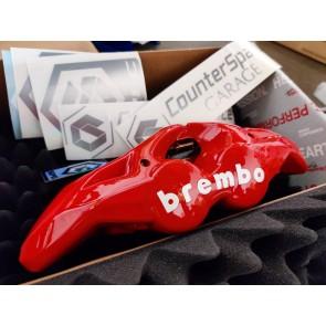 Brembo GT Brake Kit B-M4 - 326x30mm (12.8