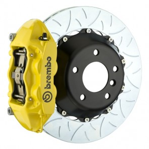 "Brembo - GT System - 345x28mm (13.6"") 2-Piece Disc - 4-Piston Caliper - Big Brake Kit - FRONT - Subaru BRZ / Scion FR-S / Toyota GT86 - 1P-.8002A-"