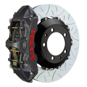 "Brembo - GT-S System - 355x32mm (14"") 2-Piece Disc - 6-Piston Cast Monobloc Caliper - Big Brake Kit - FRONT - Subaru BRZ / Scion FR-S / Toyota GT86 - 1M-.8047AS"