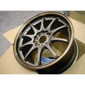 Volk Racing CE28N – 18x8.5 / Offset +44 / 5x100 – Bronze