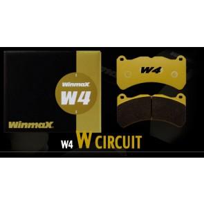 Winmax W4 - Subaru BRZ Performance Package / WRX STi / Mitsubishi Evolution 8 / 9 (Rear)