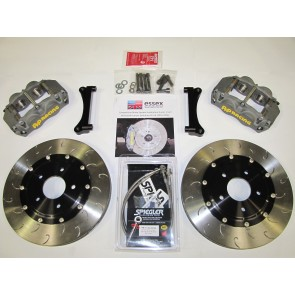 Essex AP Racing Competition Brake Kit - Mitsubishi Lancer Evo VIII-IX