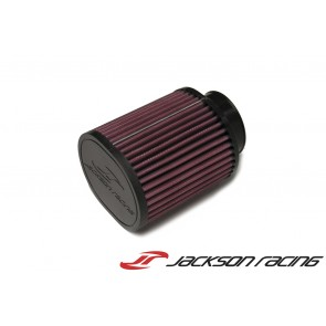 Jackson Racing - 2.5in Oval Air Filter