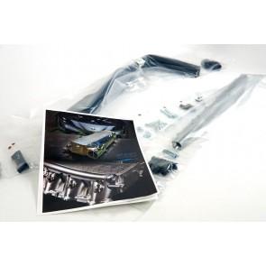 CSF Toyota A90/A91 Supra / BMW G-Series B58 Charge-Air Cooler Manifold - Machined Billet Aluminum