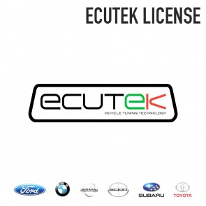EcuTek Flash License Only - Needs Dongle ID & Registration Code