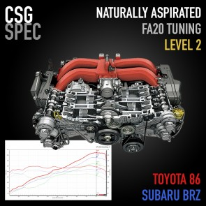 CSG Spec - FA20 NA Level 2 Tuning - Subaru BRZ / Scion FR-S / Toyota 86