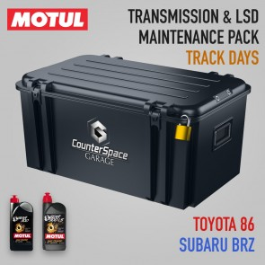 Motul Oil Package - Transmission / LSD - Subaru BRZ / Toyota 86 / Scion FR-S (Track Days)