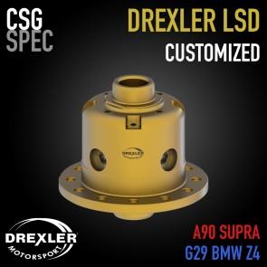 CSG Spec - Customized Drexler Differential LSD -  Toyota GR Supra A90 / BMW Z4