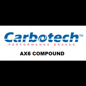Carbotech AX6 - CT78772-F - A90 MKV Toyota Supra RZ / G29 BMW Z4 M40i - FRONT