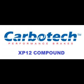 Carbotech XP12 - CT78772-RP - A90 MKV Toyota Supra Premium / G29 BMW Z4 M40i - REAR