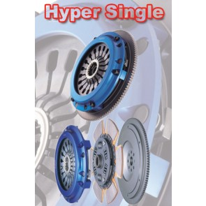 Cusco Hyper Single - Single Plate Clutch System - Honda S2000 AP1 / AP2