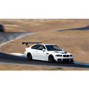 Trackspec - Hood Vents / Louvers - BMW E46 M3