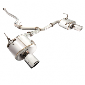 REMARK CAT Back Exhaust for Subaru Impreza WRX/STi VA 2015+