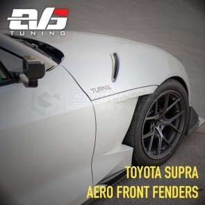 EVS Tuning - Front Fenders (FRP) - Toyota Supra A90 2020+