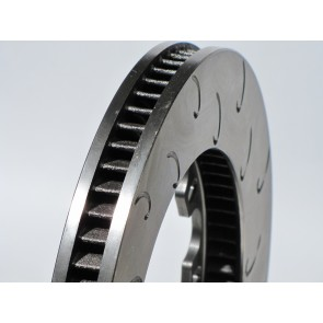 "AP Racing CP3908 12.81"" x1.25"" (325mm x 32mm) Heavy Duty, 70 Vane, J Hook Racing Brake Disc (Right)"