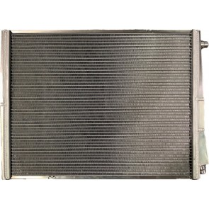 Fluidyne 2020 A90 Toyota GR Supra 3-Row Heat Exchanger
