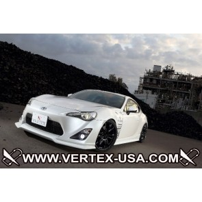 VERTEX Complete Lip Kit - Scion FRS / Toyota GT86