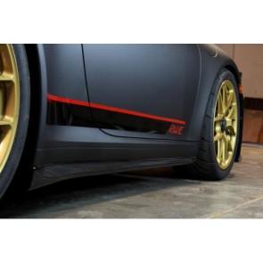 APR Performance - Side Rocker Extensions - 2015+ Porsche 991 GT3 - FS-535052
