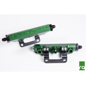 Radium Engineering - Fuel Rail Kit - Green - 20-0111-01 - Subaru BRZ / Scion FRS / Toyota GT86
