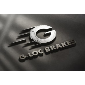 G-LOC Brakes - G-Loc R8 - GPFPR3116 - AP Racing CP8350 Racing Caliper - D50 Radial Depth - 20mm Thickness
