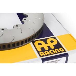 AP Racing J-Hook 2-Piece Brake Discs (390mm x 34mm) - 2012+ GTR