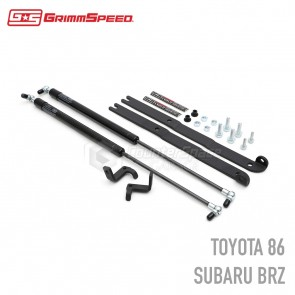 Grimmspeed - Hood Struts - Subaru BRZ / Scion FR-S / Toyota 86