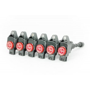 Ignition Projects - Coilpack Set - V6 3.8L VQ38DETT - 2008+ Nissan GTR R35 -IP-A134611