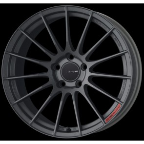 Enkei RS05RR - 18x9.5 +43 / 5x100 / 75.0mm Bore - Matte Gunmetal - Scion FRS / Subaru BRZ / Toyota GT86