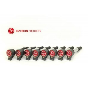 Ignition Projects - Coilpack Set - V8 4.0L S65 - E90 / E92 / E93 BMW M3 - IP-A122807