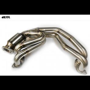 JDL Auto Design - Equal Length Header - High Flow Cat - Subaru BRZ / Scion FR-S / Toyota 86 - FA20