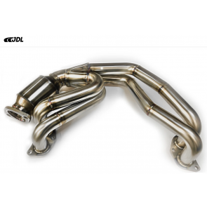 JDL Auto Design - UnEqual Length Header - High Flow Cat - Subaru BRZ / Scion FR-S / Toyota 86