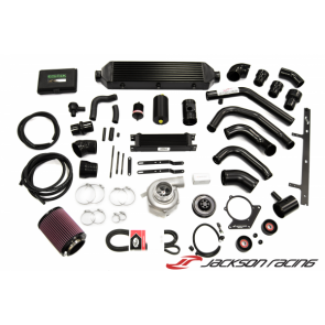 Jackson Racing Supercharger - Rotrex C30-94 - Tune it Yourself (TIY) System - BRZ / GT86 / FR-S