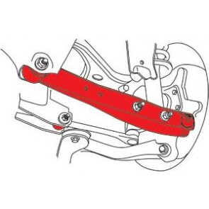 SPC Performance - Rear Lower Control Arm - 67660 - Subaru BRZ / Scion FRS / Toyota GT86 / Subaru WRX