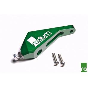 Radium Engineering - Master Cylinder Brace - Green - 20-0104-01 - Subaru BRZ / Scion FRS / Toyota GT86