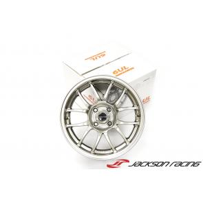 949 Racing 6UL - 15x9 +36 / 4x100 - Nickel