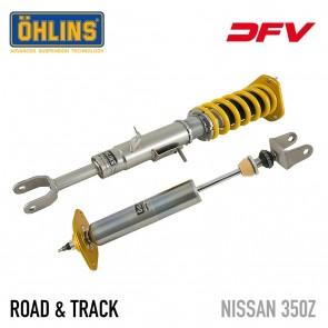 Öhlins Road & Track DFV Coil-Over Suspension - Nissan 350Z