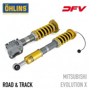 Öhlins Road & Track DFV Coil-Over Suspension - Mitsubishi Lancer Evolution X 10
