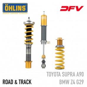 Öhlins Road & Track DFV Coil-Over Suspension - Toyota Supra A90 / BMW Z4 G29